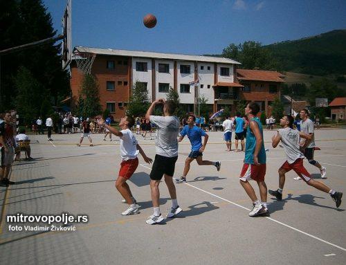 Župske julske igre – Mitrovo polje